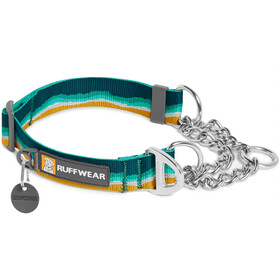 Ruffwear Chain Reaction Cuello, seafoam
